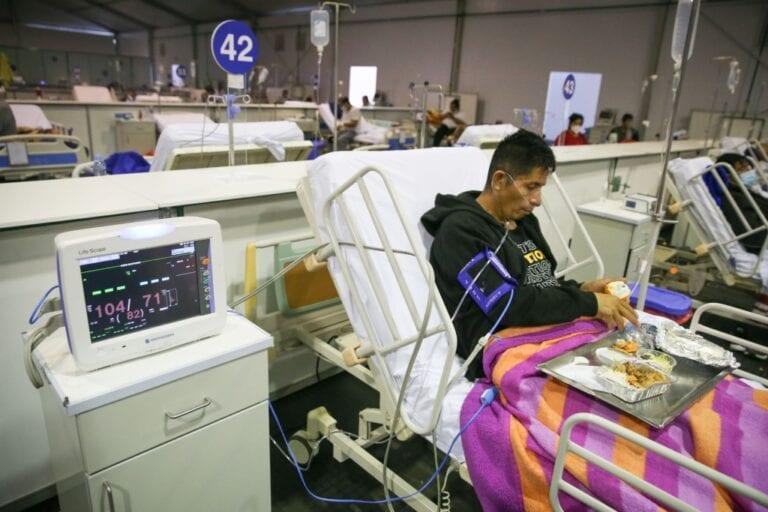 Se reduce número de pacientes hospitalizados por coronavirus