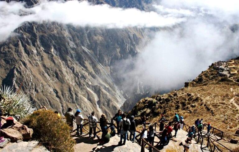Cañón del Colca postula para ser la mejor atracción turística natural de Sudamérica