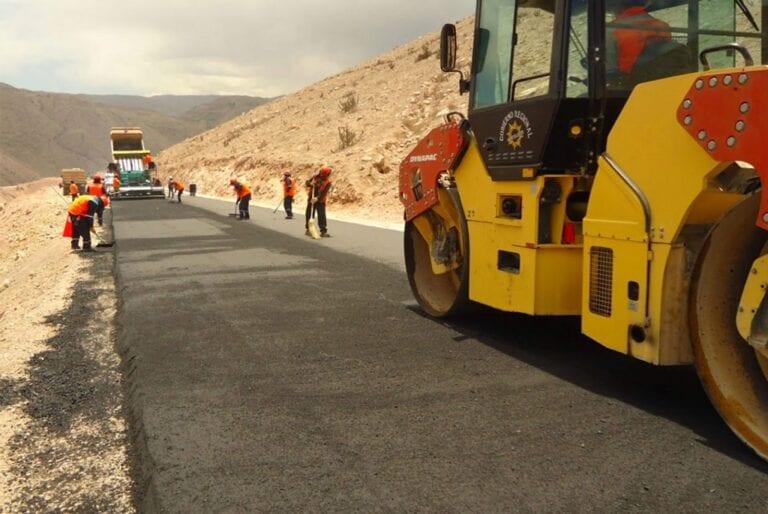 Comité de seguimiento de asfaltado de carretera Omate-Moquegua-Arequipa rechazan documento emitido por MTC