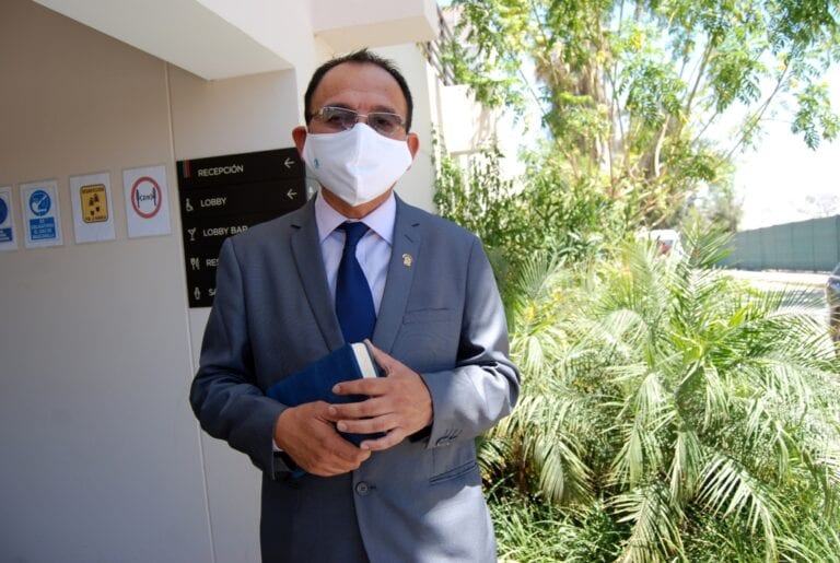 """Ministro de Transportes dejó """"plantados"""" a población de Sánchez Cerro"""