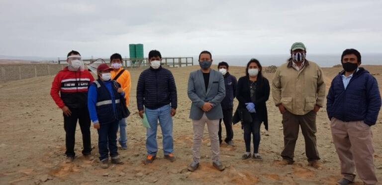 Congresista Oseda compromete su apoyo para atender problema de cementera chilena Bío Bío