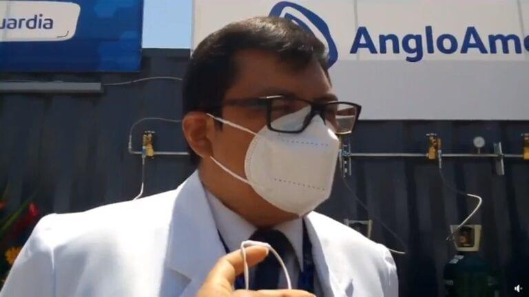 Oxígeno medicinal se entregará bajo prescripción médica