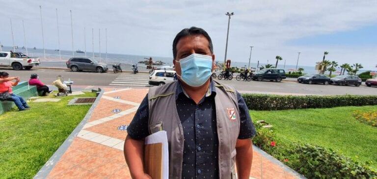 Alcalde de El Algarrobal propone mesa de trabajo para resolver problema limítrofe