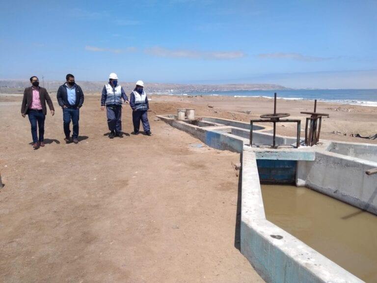 GORE financiaría proyectos para garantizar dotación de agua potable