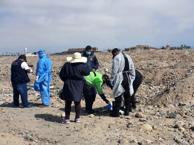 Encuentran a anciano sin vida en descampado de la Pampa Inalámbrica