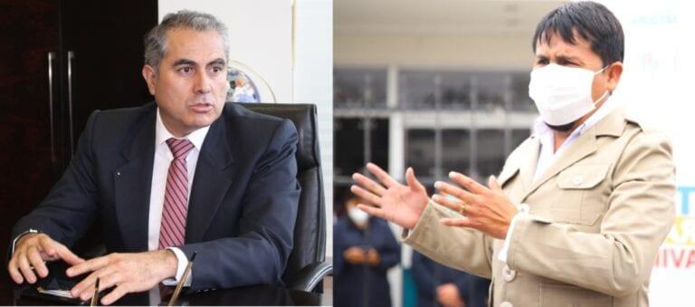 """""""Es vergonzoso que Cáceres Llica esté pensando en ser presidente del país"""""""