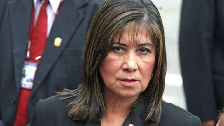 Gobierno Regional Moquegua interpuso denuncias contra parlamentaria Martha Chávez
