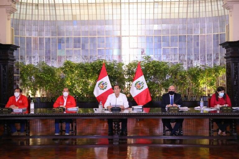 Presidente Vizcarra ratifica que cierre del Congreso fue constitucional