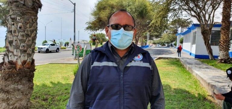 """Percy Huancapaza: """"Nosotros estamos listos para iniciar la vacunación"""""""