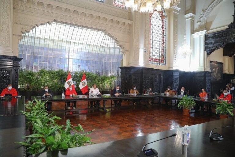 Ejecutivo presentó demanda de inconstitucionalidad contra ley de ascensos en sector salud