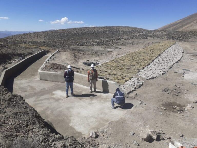 Moquegua tiene 11 nuevas qochas que proveerán casi 400 mil metros cúbicos de agua