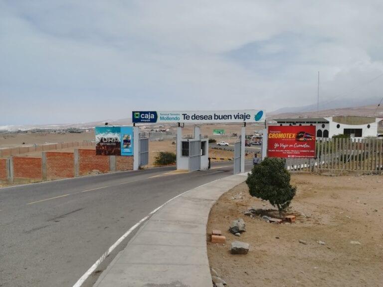 Pasaje de Mollendo a Arequipa costará S/ 20