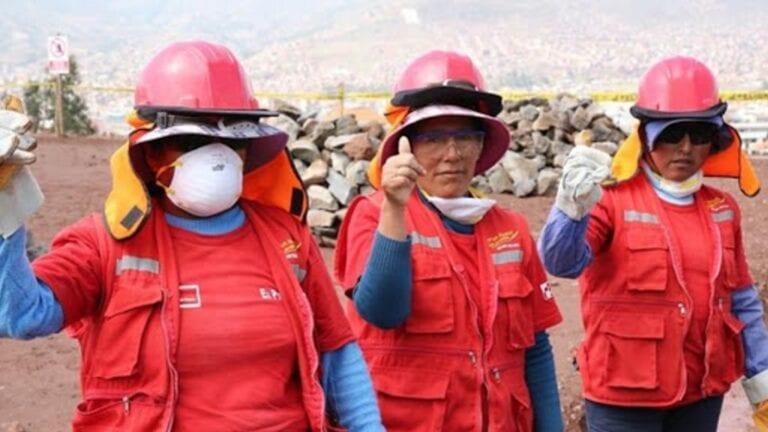 """69 punteños en condición de pobreza serán parte de """"Trabaja Perú"""""""
