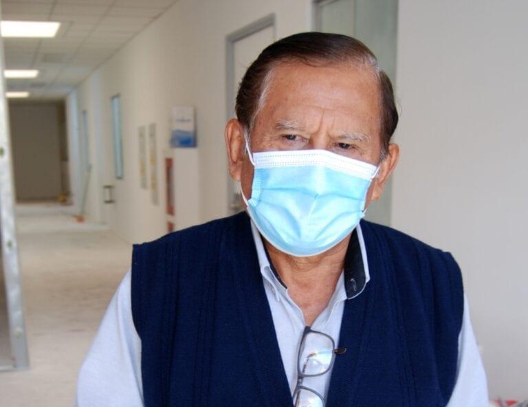 Zenón Cuevas señala que hará denuncia sobre Lomas de Ilo y Hospital Regional