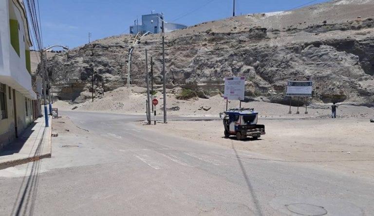 Entregan buena pro: Elaborarán estudios para puente peatonal y bypass en Punta de Bombón