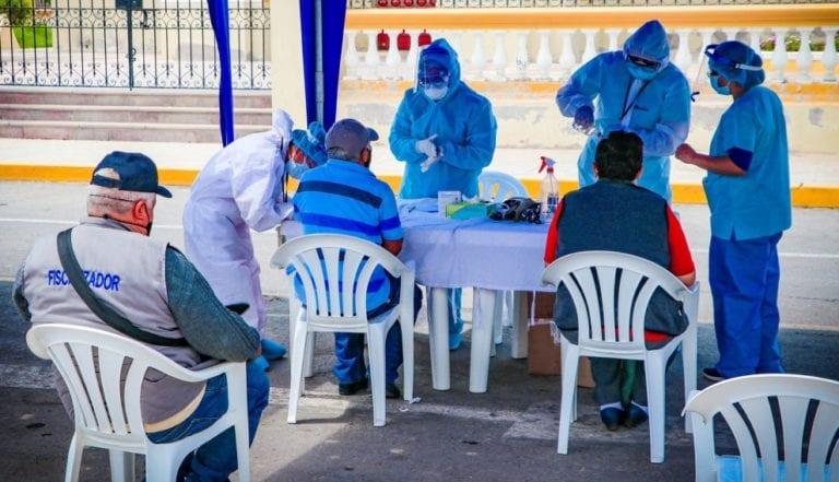 EsSalud: Realizan campaña de salud y entrega de medicamentos para asegurados