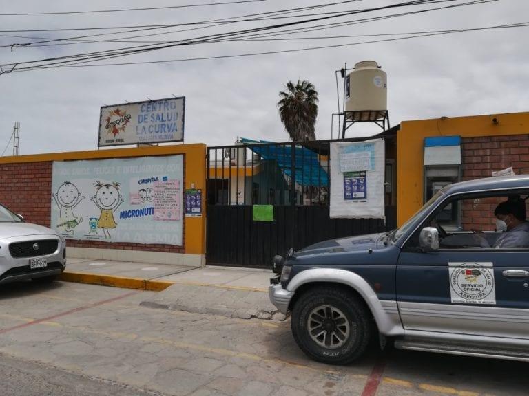 Este miércoles colocan primera piedra de nuevo Centro de Salud La Curva