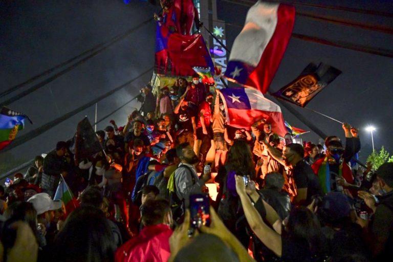 El pueblo de Chile votó por el cambio de su Constitución