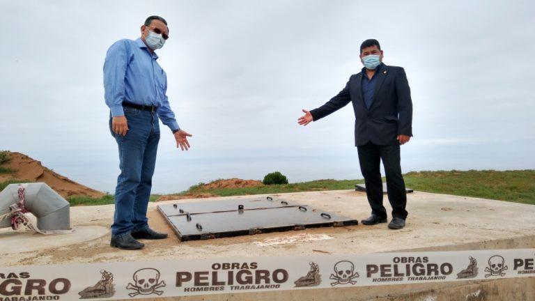Congresista Alarcón: «Así como están las cosas, agua no llegará a las Lomas de Ilo»