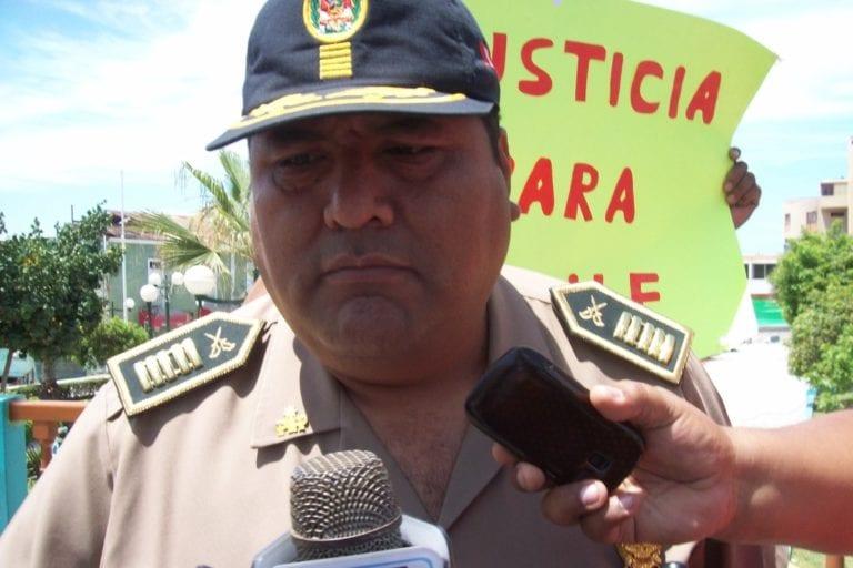 Tía María: Citan a ex comisario de Mollendo para juicio contra dirigentes del valle de Tambo
