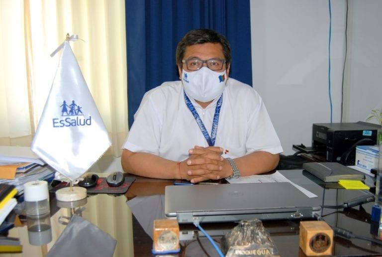 EsSalud: La segunda ola del coronavirus ya está presente en la región Moquegua