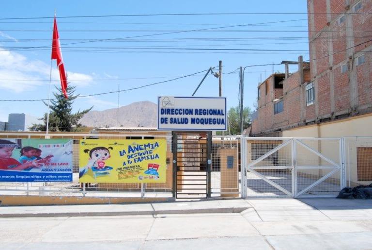 Dr. Percy Huancapaza pedirá un diagnóstico situacional de la GERESA Moquegua