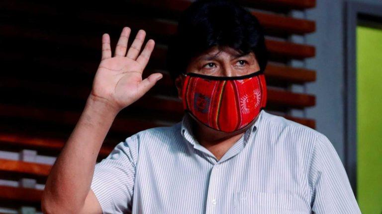 Evo Morales prepara su regreso a Bolivia, pero descarta participar del nuevo gobierno