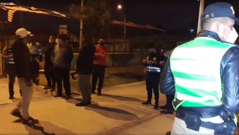 Vecinos frustran asalto a ciudadano en Hábitat