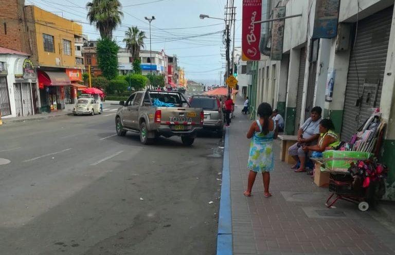 S/ 1.50: Se reanuda cobro en líneas azules en calles de Mollendo y sector de playas