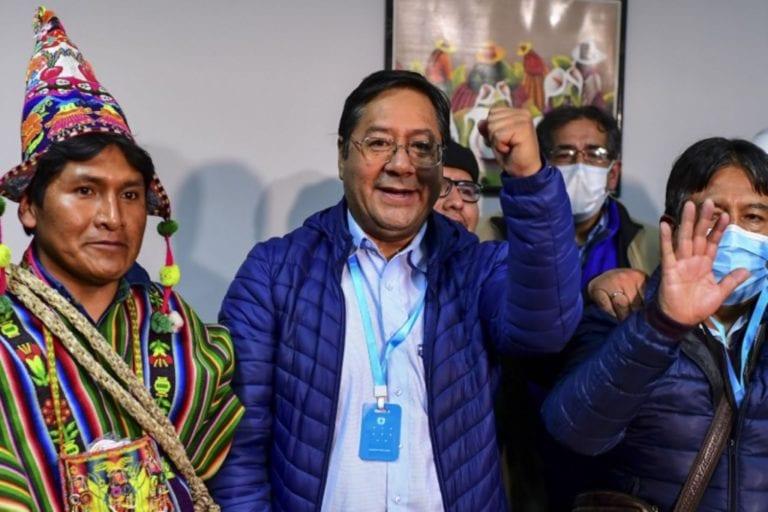 Fiscalía Anticorrupción solicita testimonio del presidente electo de Bolivia por el caso Lomas de Ilo