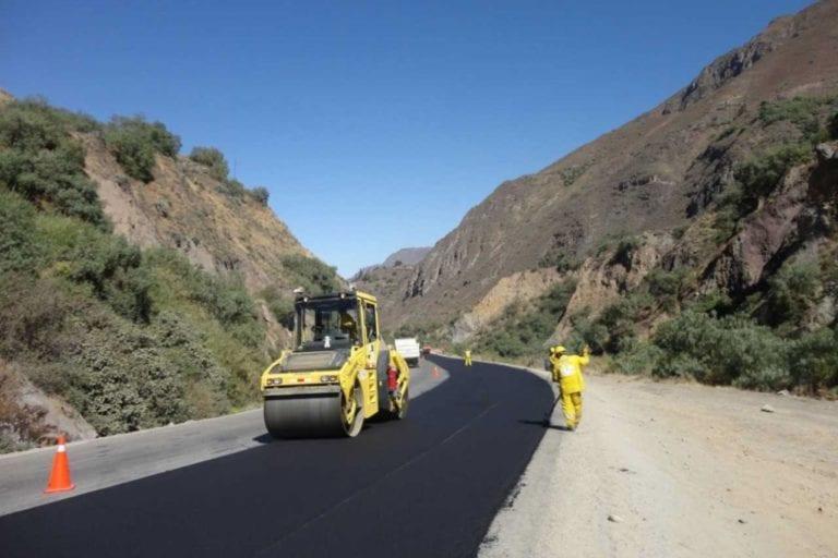 Arranca Perú 2 incluye a la provincia de Islay en mantenimiento vial