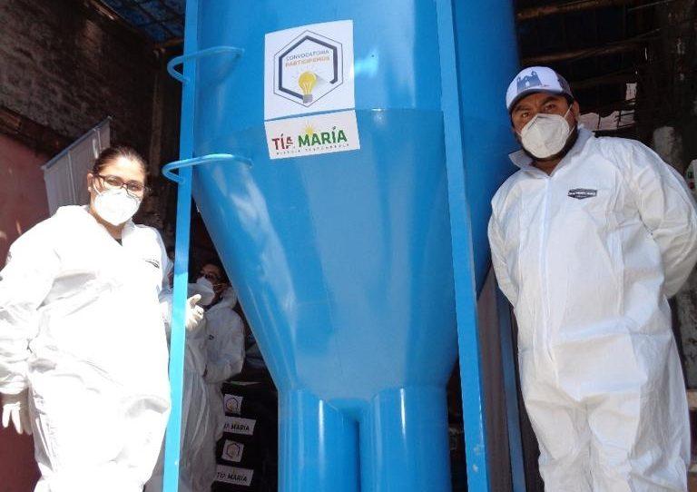 Instalan planta procesadora para elaborar alimentos balanceados