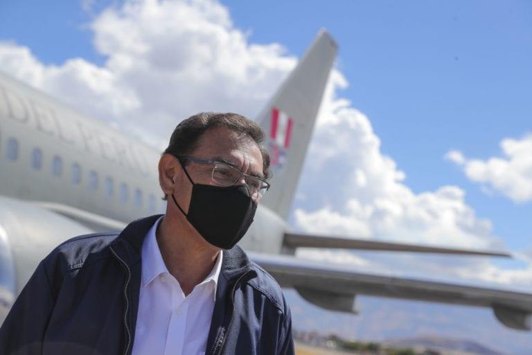 Martín Vizcarra: «No busquemos pretextos para postergar las elecciones»