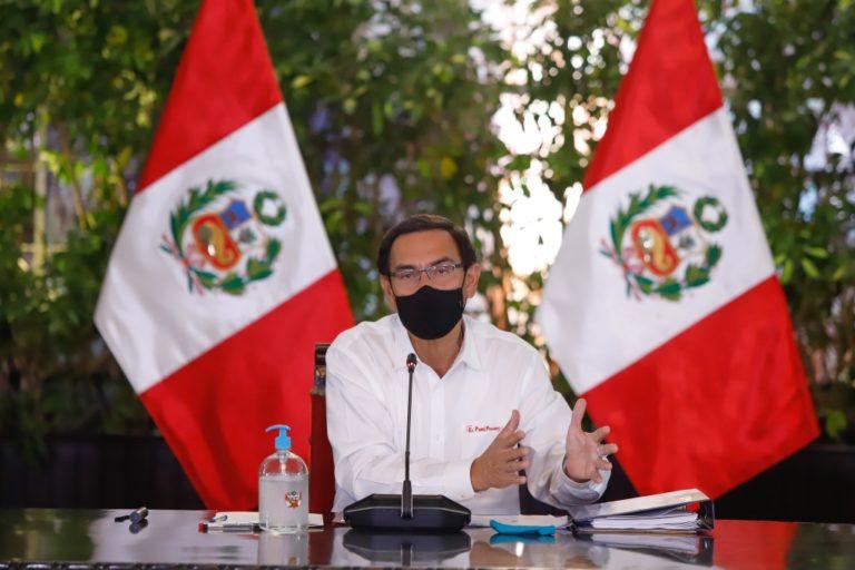 """""""Vamos a dar todas las garantías para elecciones limpias, transparentes y democráticas"""""""