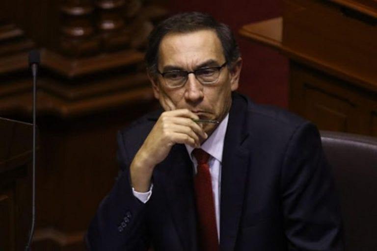 Poder Judicial declara improcedente pedido de Vizcarra contra inhabilitación en su contra