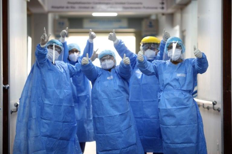 COVID-19: Más de 712 mil personas superaron la enfermedad a nivel nacional con 150 nuevas altas