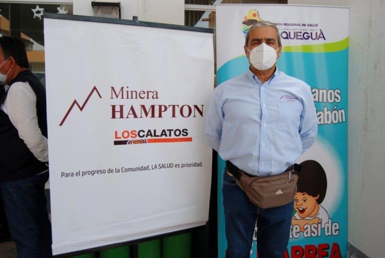 Proyecto minero Los Calatos aún continúa etapa de exploración