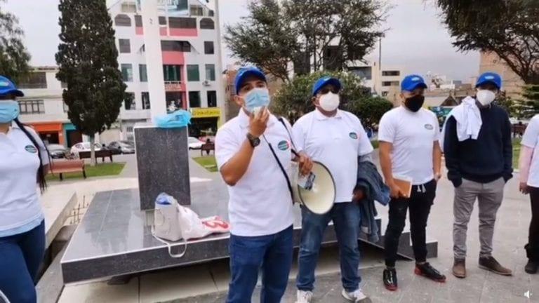 Revocadores de Zenón Cuevas esperan visto bueno de la ONPE