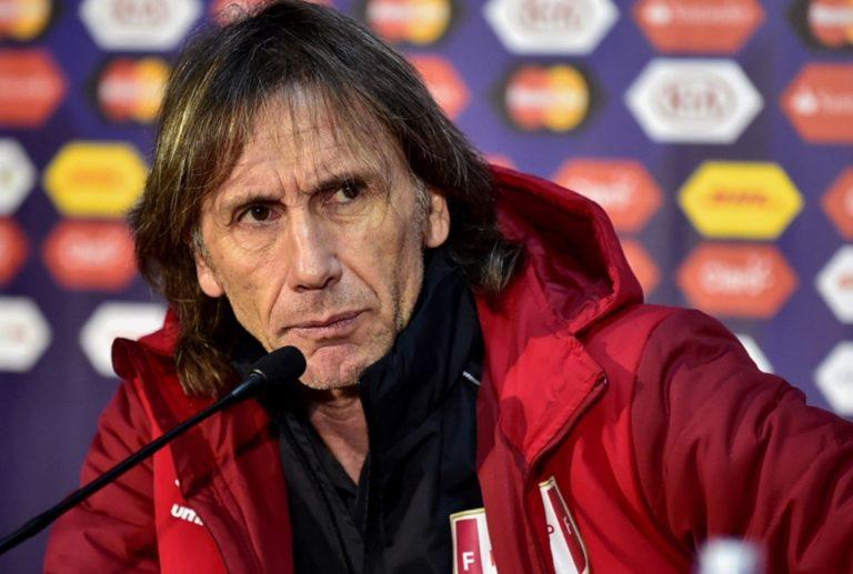 Gareca anunció convocados de selección peruana para fecha triple