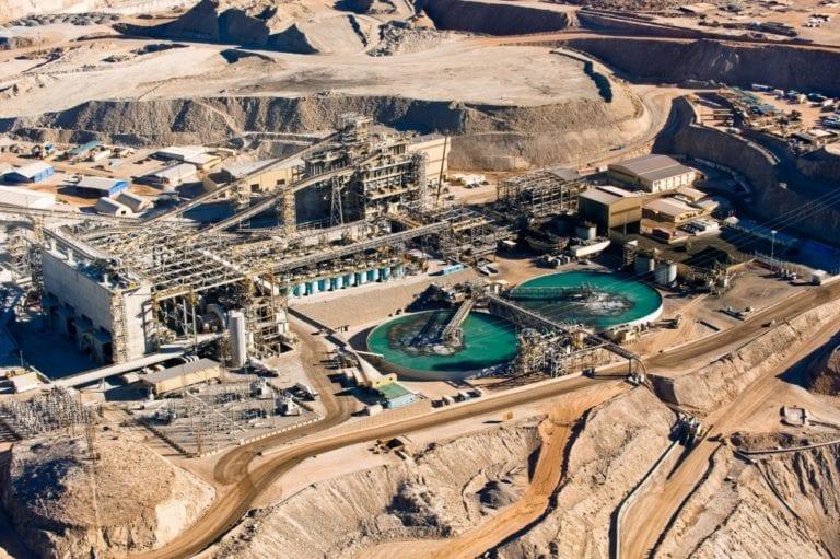Recesión en sector minería en la región Arequipa