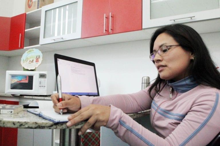 Gobierno elabora iniciativa para ampliar el trabajo remoto hasta julio de 2021