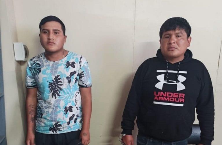 Intervienen a presuntos vendedores de droga en desembarcadero