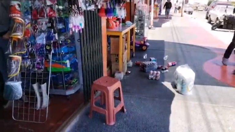 """Comerciantes de Nuevo Ilo denuncian que municipales """"saquearon"""" sus puestos"""