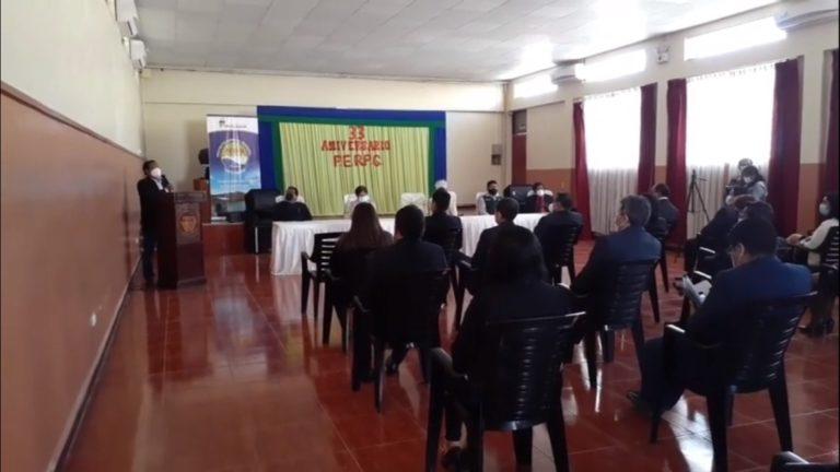 Proyecto Pasto Grande celebra su 33° aniversario de creación institucional