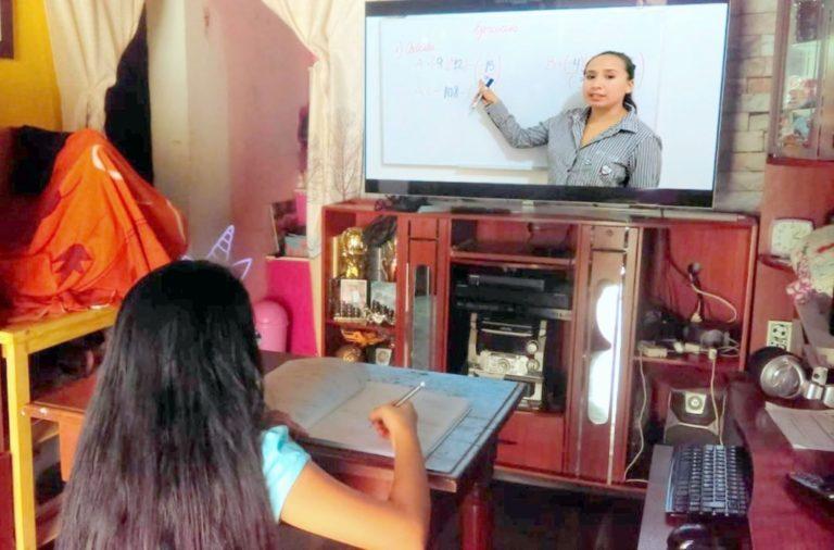 Minedu fortalecerá y mejorará Aprendo en Casa durante el 2021
