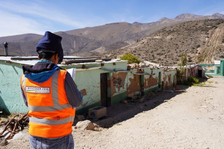 Anexo torateño de Arondaya será electrificado con aporte de Southern Peru