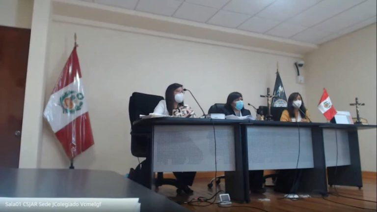 Arequipa: 15 años de cárcel para sujeto que intentó asesinar a su conviviente