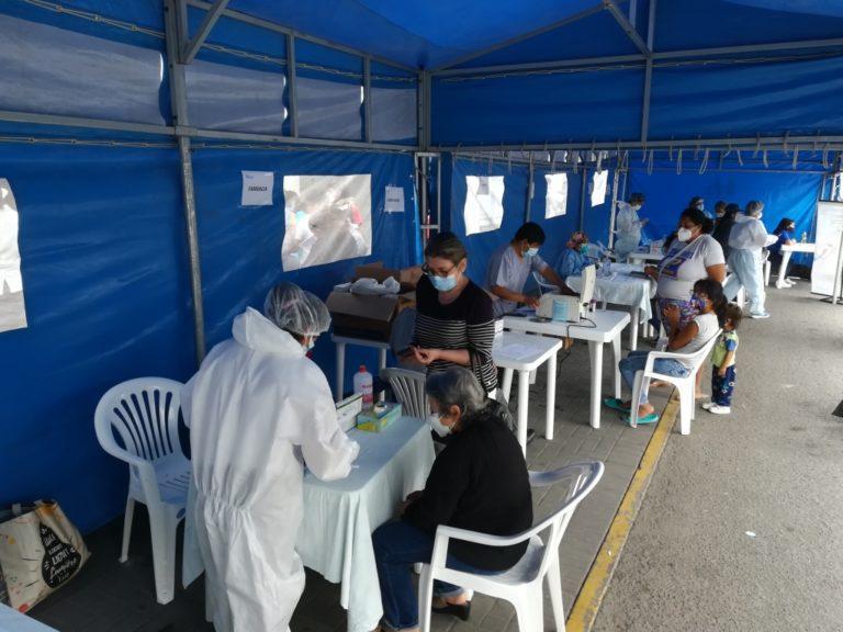 EsSalud continúa con promoción de campañas de salud en la provincia de Islay