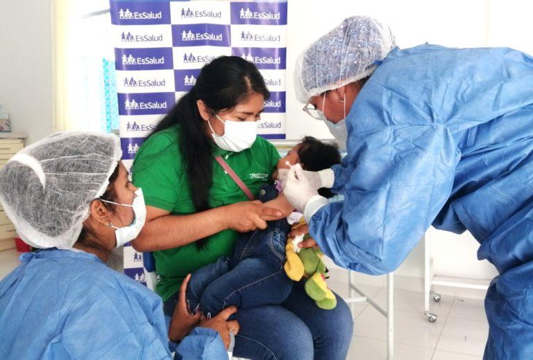EsSalud instalará 11 puntos de vacunación en las 3 provincias de Moquegua