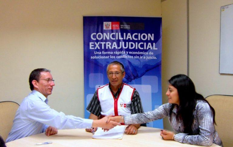 Conciliación extrajudicial busca solucionar problemas de alimentos, tenencia y régimen de visitas
